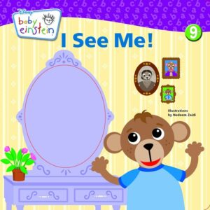 BABY EINSTEIN I See Me! Board Book