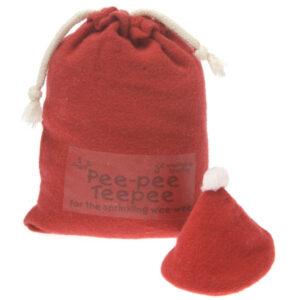 Pee-Pee Teepee Santa Hat
