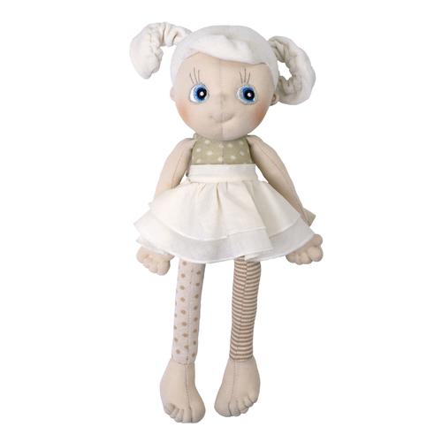 handmade doll daisy