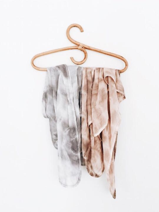Bamboo Cotton Tie Dye Swaddle