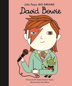 Little People Big Dreams: David Bowie