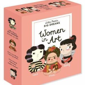 Little People Big Dreams: Women in Art